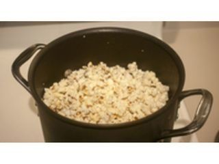 How to Make Popcorn in a Cast Iron Dutch Oven | eHow