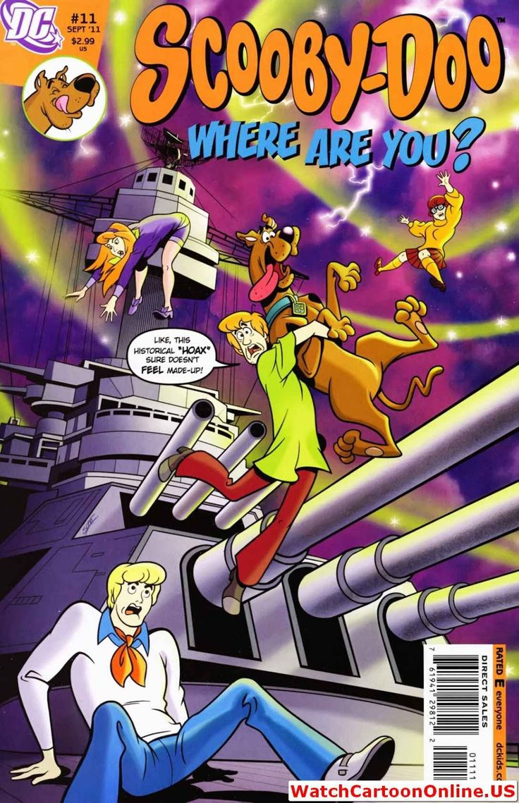 Disney Scooby Doo Games  Scooby Doo Where Are You 11 Dc Nation 2011  Watch