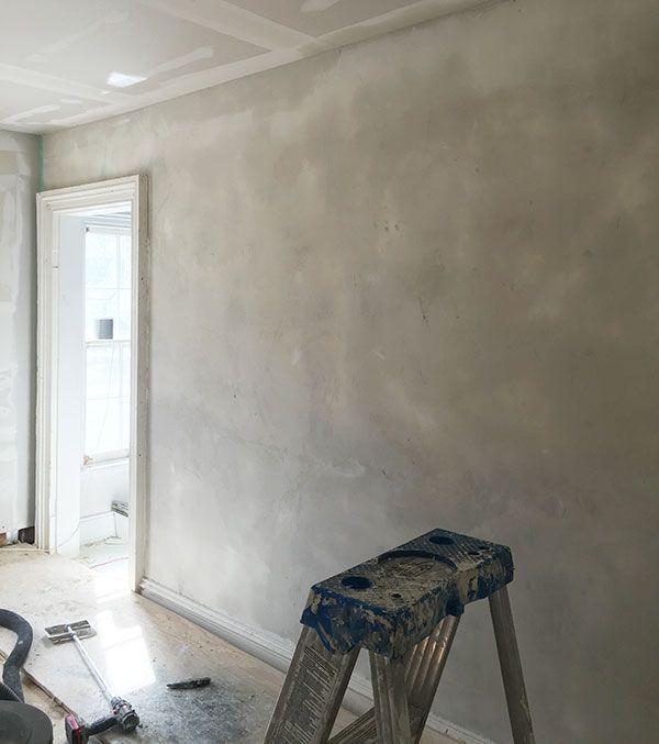 What Paint Finish For Bathroom Walls: Best 25+ Skim Coat Plaster Ideas On Pinterest