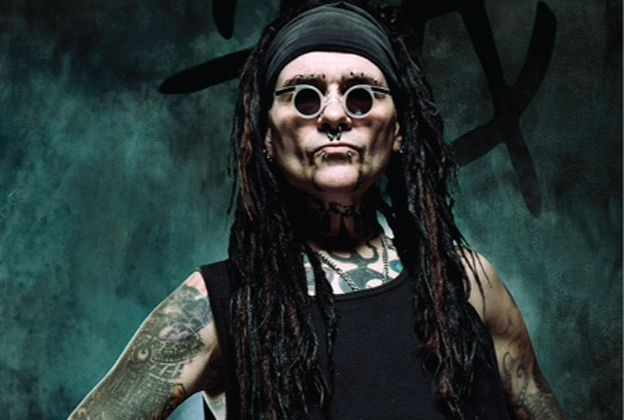 "Al Jourgensen Ministry, ""with such death-defying fervor""."