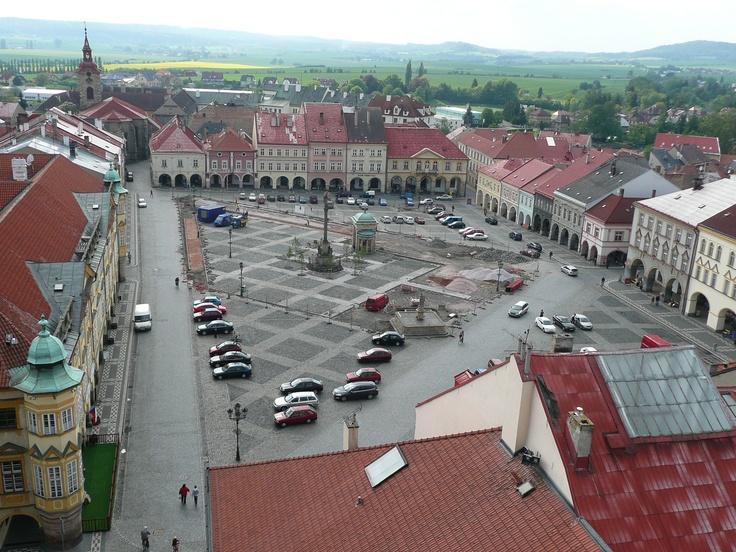 Czech - Jičín