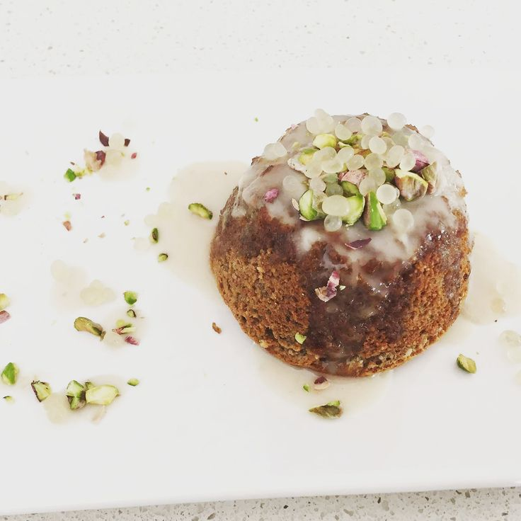 Guilt Free Sticky Date Pudding Thermomix Recipe