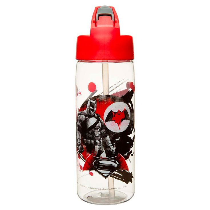 Portable Drinkware Zak Designs Batman v Superman,