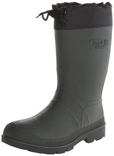 Kamik Men's Hunter Insulated Winter Boot, Khaki/Black Sole, 7 M US - http://authenticboots.com/kamik-mens-hunter-insulated-winter-boot-khakiblack-sole-7-m-us/