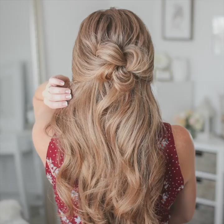 Hairstyle Videos Siguenos En Nuestro Canal De Arte En Youtube Www Youtube Com Yourarttimes In 2020 Hair Videos Hair Styles Braided Hairstyles For Wedding