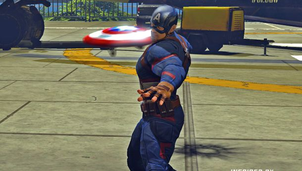 nice Captain The us: Civil War Arrives To Marvel Heroes Check more at http://videogamesspace.com/captain-the-us-civil-war-arrives-to-marvel-heroes/