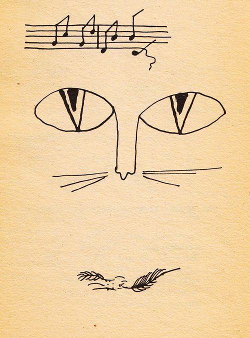 A Cat-Hater's Handbook: Irreverent Vintage Gem Illustrated by Tomi Ungerer | Brain Pickings