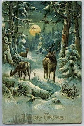 Vintage Christmas Postcards                                                                                                                                                                                 More