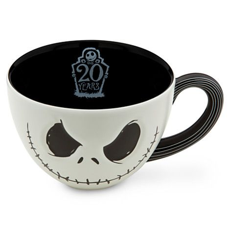 nike air force   pump robinson Jack Skellington Mug
