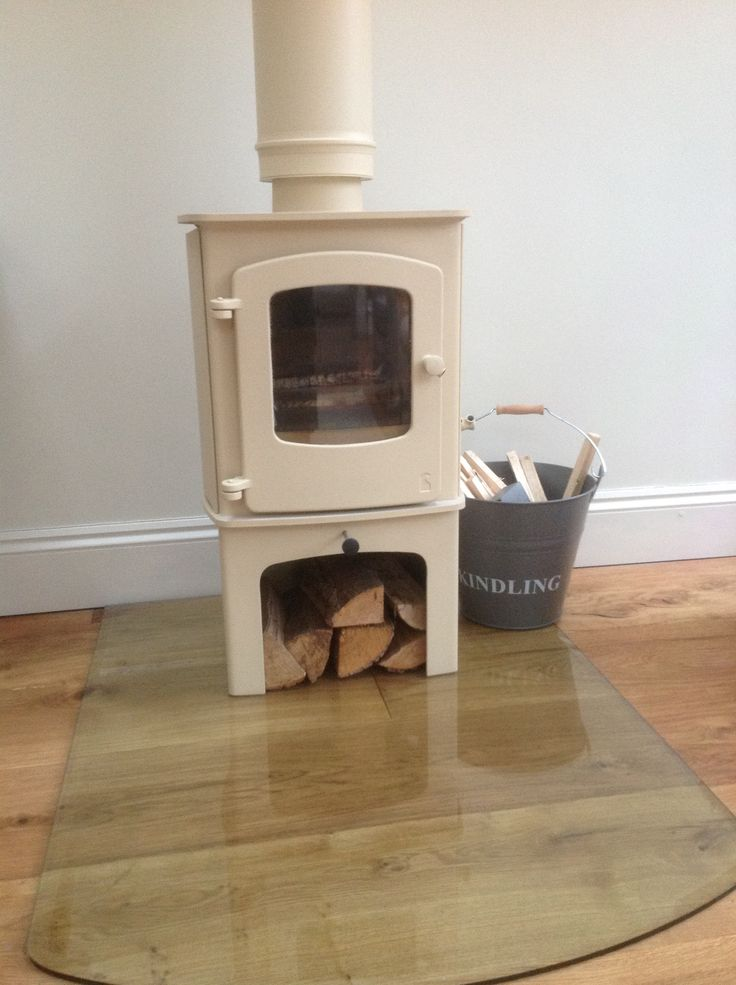 Charnwood Cove 1 Wood Burning Stove With Morso Glass