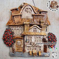 Картины из керамики | Керамика и изделия из глины
