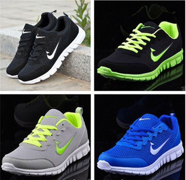 Men/'s Athletic Sneakers Outdoor Sports Running Casual Breathable Shoes Wholesale