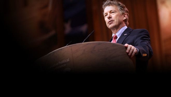 Rand Paul Says No Pardon for SnowdenOr the US Government