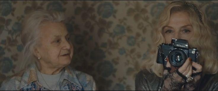 Isabelle Huper - nikon F2 Dans le film : My Little Princess