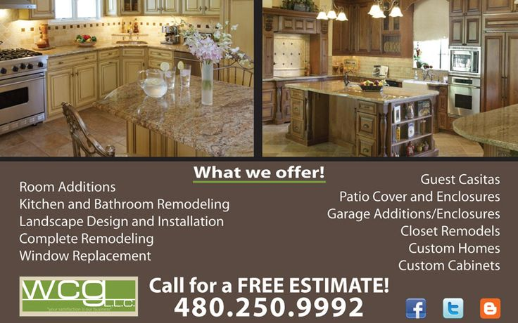 Phoenix Based General Contractor providing premier services in ...