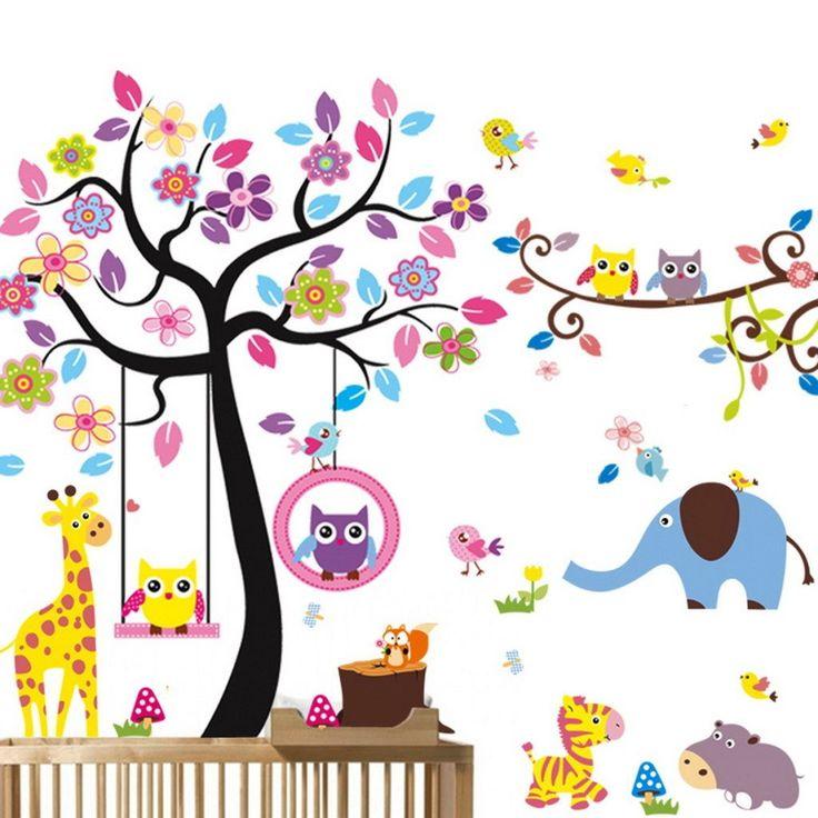 les 25 meilleures id 233 es de la cat 233 gorie stickers muraux d arbre sur peinture murale