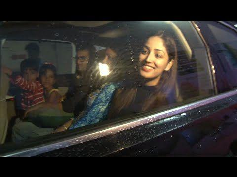 WATCH Yami Gautam spotted at Juhu PVR Cinema in Mumbai. See the full video at : https://youtu.be/c4QbO4PFlqk #yamigautam