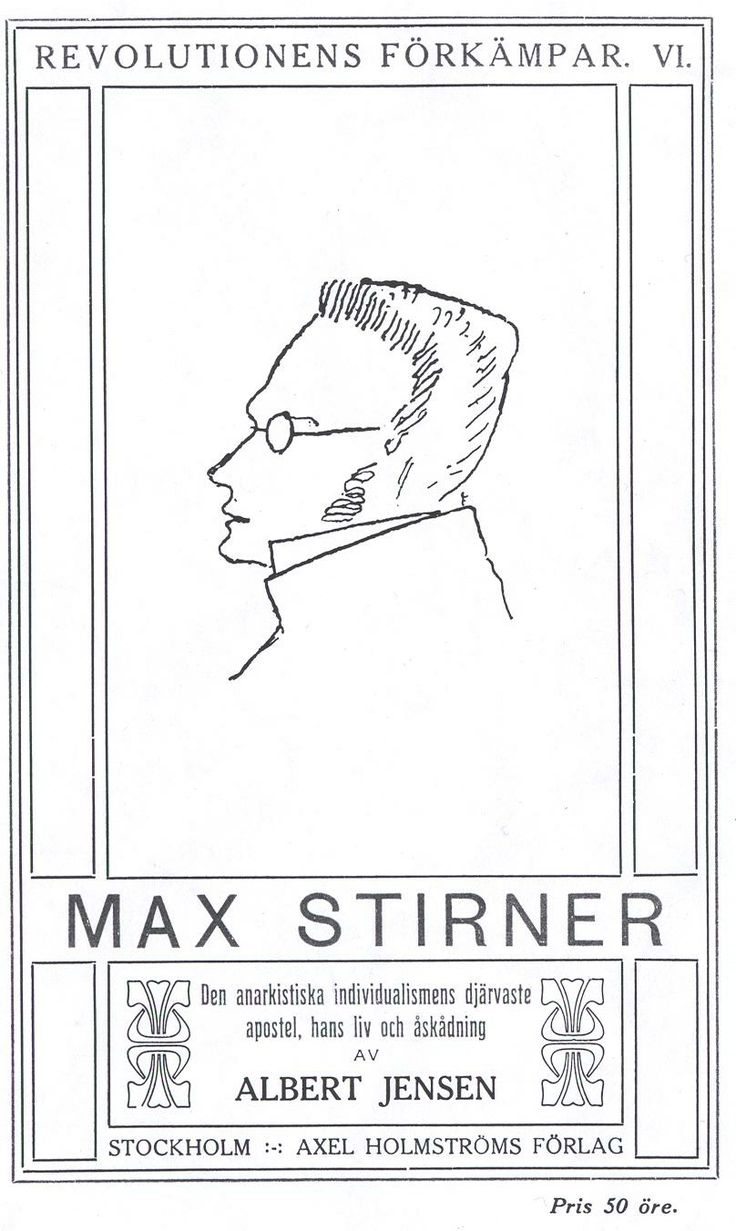 22 best max stirner images on pinterest philosophy books and max stirner fandeluxe Gallery
