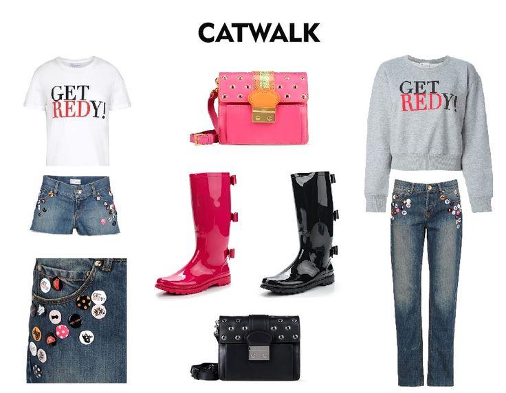 RED VALENTINO  Wszystko dostępne na: www.e-catwalk.pl www.catwalk.com.pl