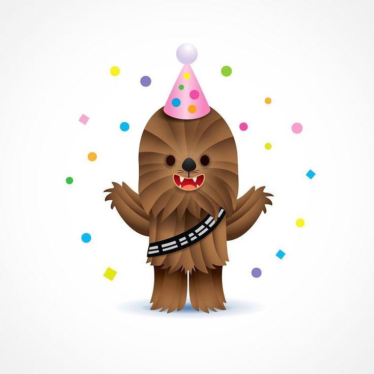 Wishing The Wookiee A Wonderful Day! Happy Birthday