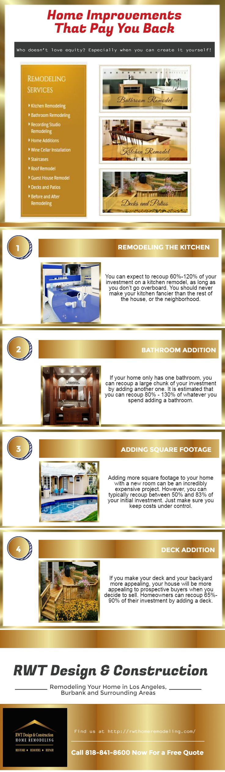Bathroom Remodel Cost Recoup best 20+ remodeling contractors ideas on pinterest | home