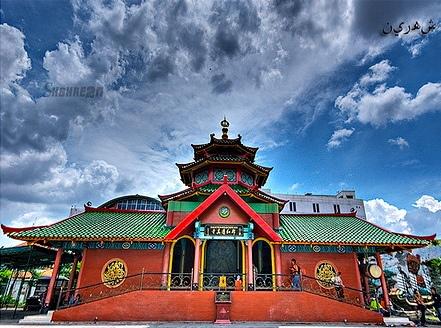 Masjid Muhammad Cheng Ho, Surabaya, Indonesia
