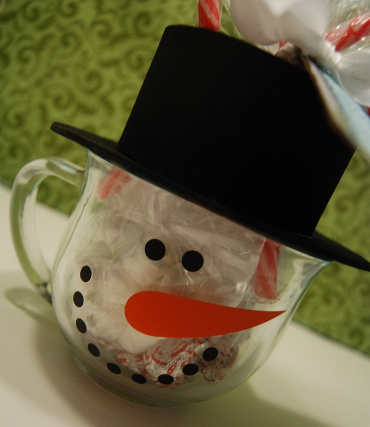 Snowman Soup Gift Idea (with FREE Printable)