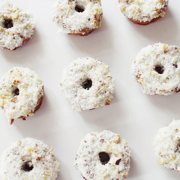 receta fit, receta healthy, receta ligera, donuts sin gluten, receta para celíacos,, donuts sin gluten