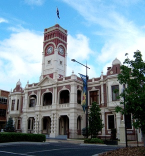 City hall #Toowoomba #Queensland www.monashgroup.com.au