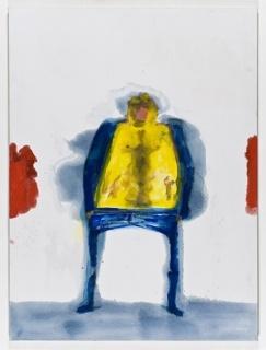 Robert Hodgins - A Self Portrait (2009)
