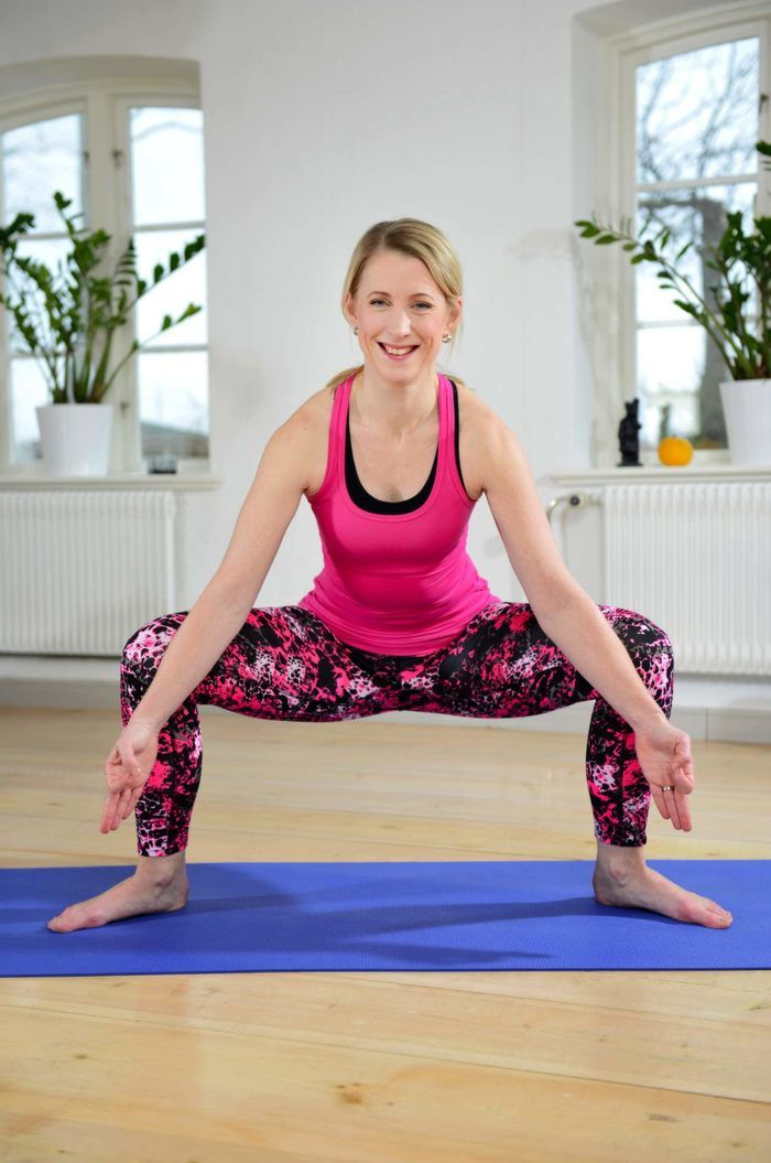 yoga övningar hemma
