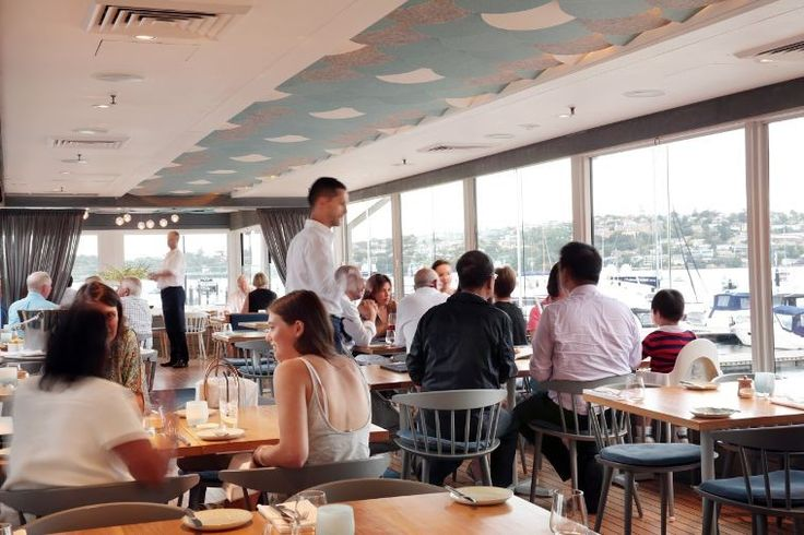 Damien Pignolet's new Rose Bay restaurant is the start of a new chapter for the Sydney legend.