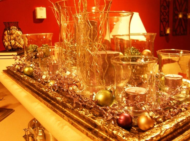 249 best decoration images on pinterest christmas decorating ideas decorationexciting christmas decorations with christmas decoration ideas feat glass ornaments and christmas balls also christmas lights on christmas table aloadofball