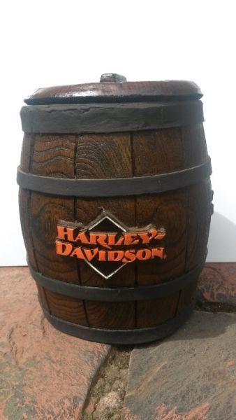 Harley davidson ice bucket. al
