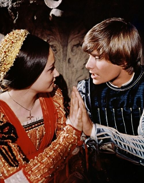 Romeo and Juliet: Olivia Hussey and Leonard Whiting