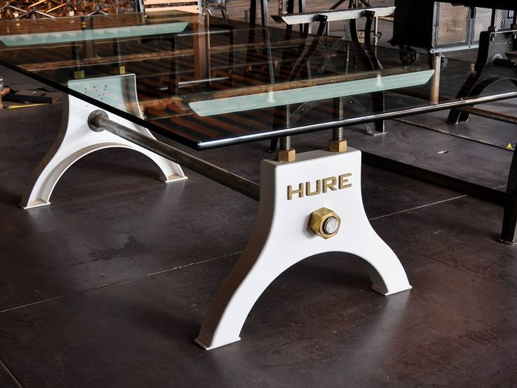 Hure Dining Table. Industrial Dining TablesVintage ...