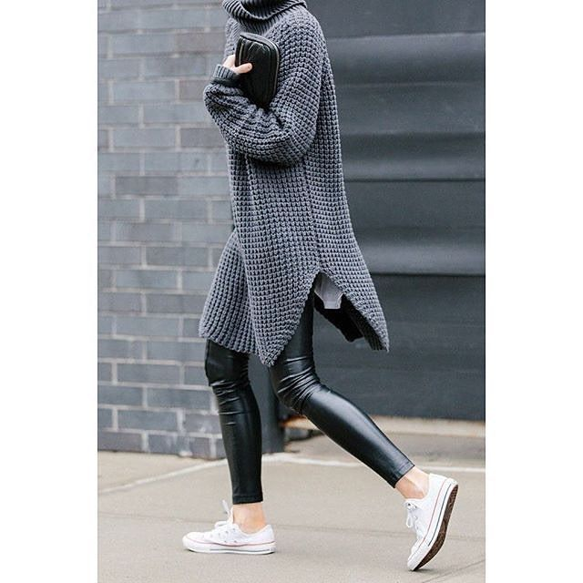 Reposting @trendyou___: Morning ! 👋🏽 . Knit & Leather ✨🍂 . Follow us @trendyou___ 💕 . 🔅🔅🔅🔅🔅🔅🔅🔅🔅🔅🔅🔅🔅🔅🔅🔅🔅 #shopping #fashion #fashionista #fashiongram #fashionblogger #blogger #fashionblog #currentlywearing #smallbusiness #girl #trendyou #like4like #girlboss #picoftheday #ootd #ootdshare #fashionlover #streetstyle #streetfashion #stylish #fashiongram #lookbook #followme #trendy #trend #styleoftheday #styleaddict #styleinspiration #knit #leather