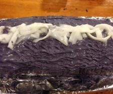 Purple Yam Cake Roll by eingedc