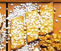 Biscuits aux amandes de Grand-mère