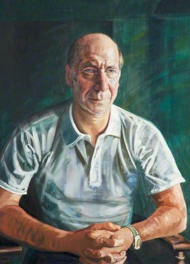 Bobby Charlton by Peter Douglas Edwards
