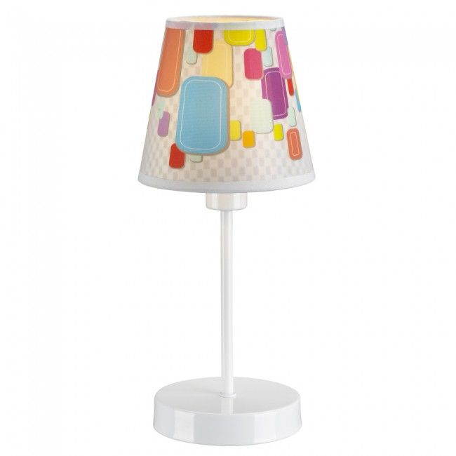 Candies Table Lamp For Children Childrens Table Lamps White Lamp Shade Table Lamp