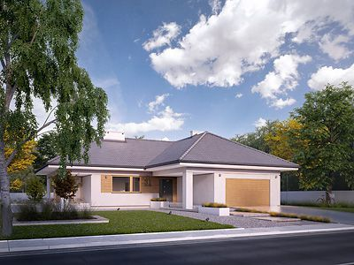Projekt domu Ambrozja 9