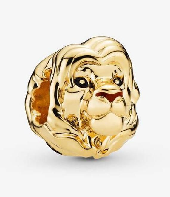 pandora re leone charm