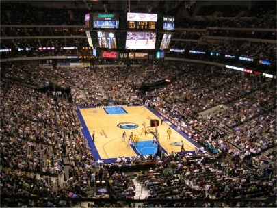 American Airlines Center Mavs
