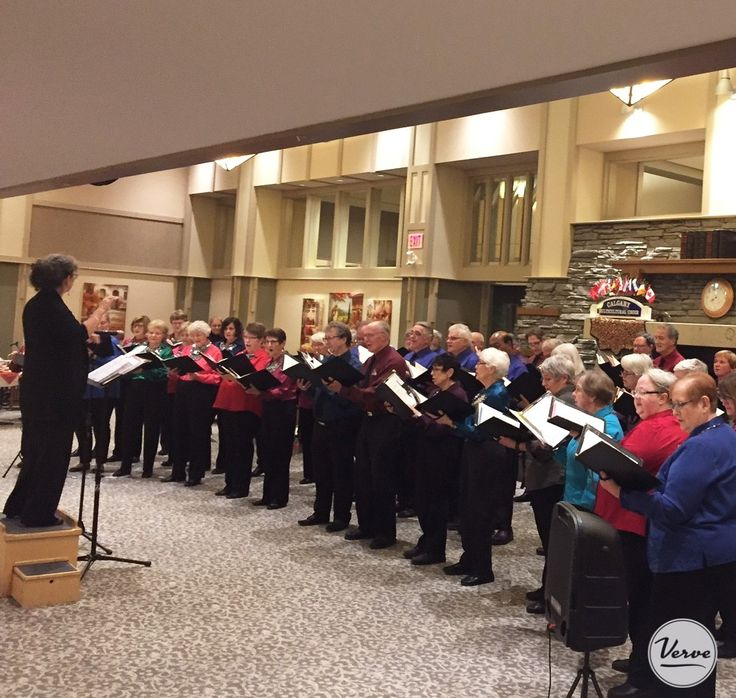 What an amazing night! The incredible voices of the Calgary Multicultural Choir came to Lake Bonavista Village in November to help kick off the holiday season! 🎅 🎶