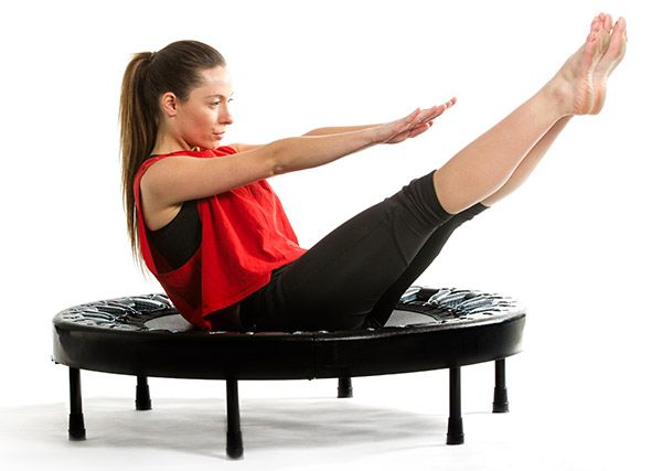 The Benefits of Rebound Exercise: 33 Ways the Body Responds to Rebounding
