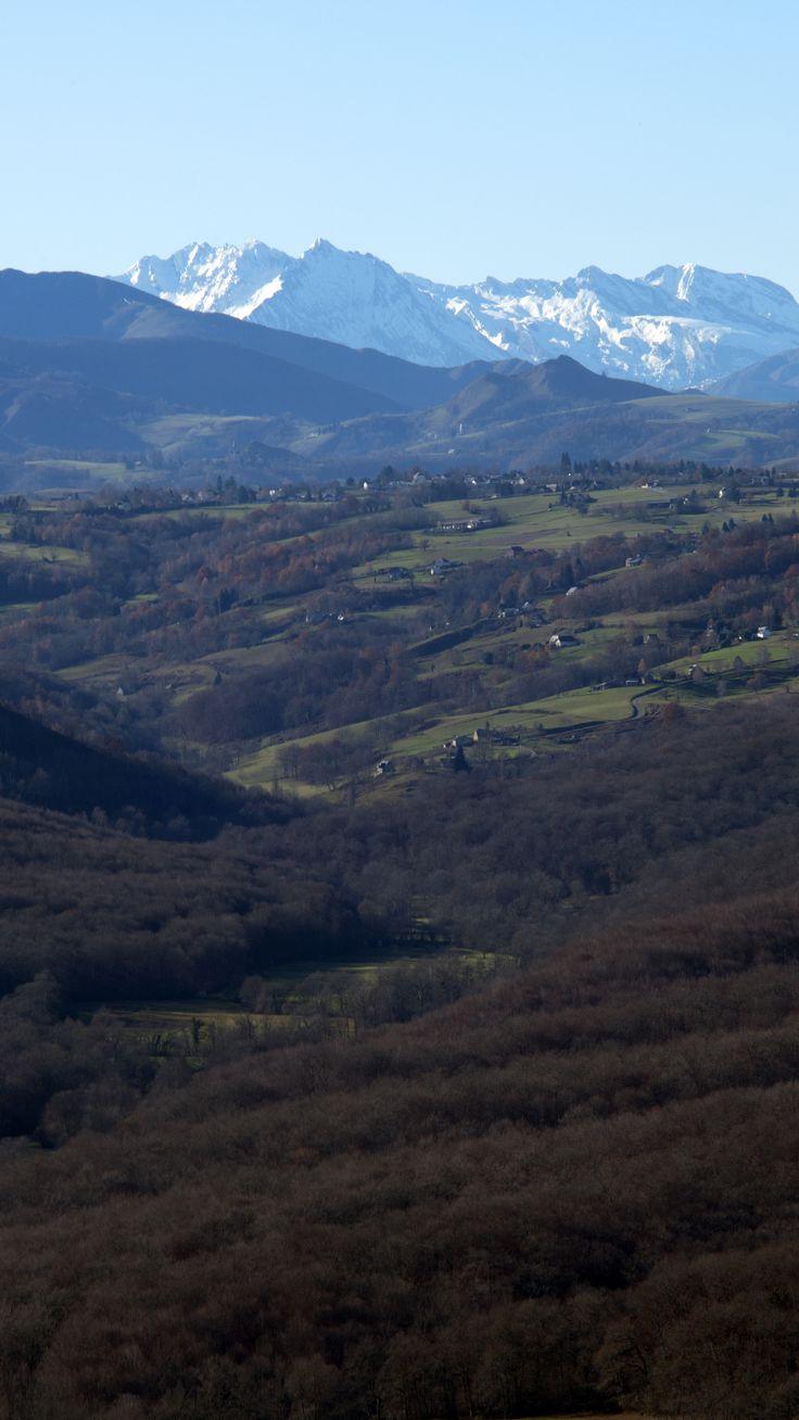 Montagnes Pyrénées