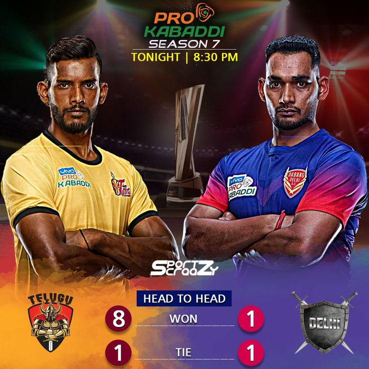 Today's Fights UP YODDHA vs Bengal Warriors Telugu Titans