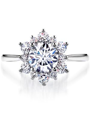 So when i get married, my husband better realize how much i like christmas and propose with something this beautiful :D