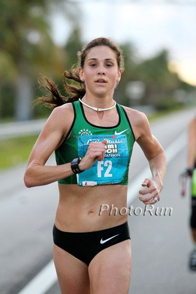 Houston 2012: Hungry Like the Wolf: Kara Goucher Eyes her competition at the 2012 Olympic Team Trials, by Jon Gugala, note by Larry Eder - RunBlogRun